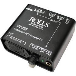 Rolls DB325 Instrument FET Preamp DI
