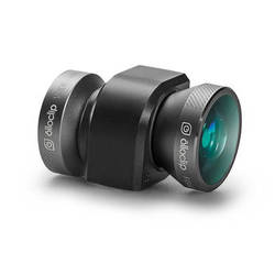 olloclip 4-in-1 Photo Lens for iPhone 5/5s/SE (Space Gray Lens with Black Clip)