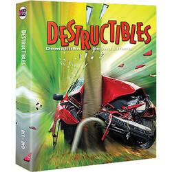 Sound Ideas Destructibles Sound Effects - Destructibles Sound Effects (DVD-ROM)