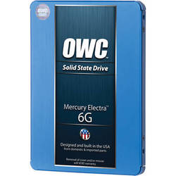 "OWC / Other World Computing 120GB Mercury Electra 6G 2.5"" Internal SSD"