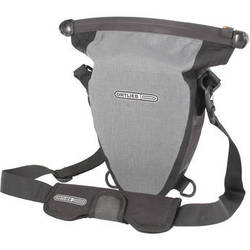 Ortlieb Aqua Zoom Waterproof DSLR Camera Bag (Graphite-Black)