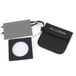 """ClearWhite 5 x 5"""" White Balance System"""