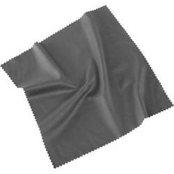 "Pearstone Microfiber Cleaning Cloth, 18% Gray (7 x 7.9"")"