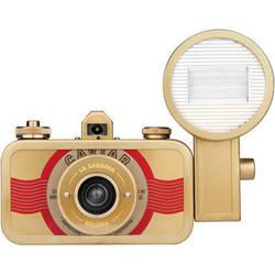 Lomography La Sardina Beluga Camera with Flash