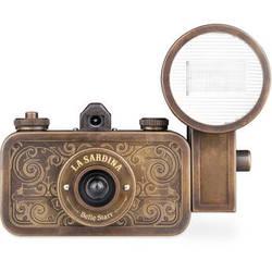 Lomography La Sardina Belle Starr Camera with Flash