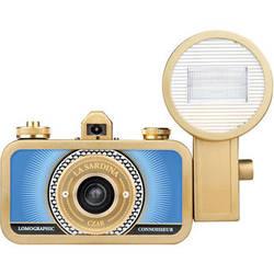Lomography La Sardina Czar Camera with Flash