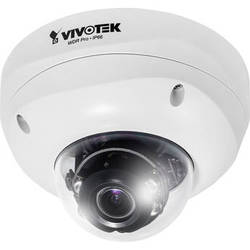 Vivotek FD8365EHV 2MP Fixed Dome Weather- & Vandal-Resistant Day/Night Outdoor Network Camera