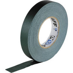 "Visual Departures Gaffer Tape - 1"" x 55 Yards (Green)"