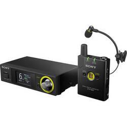 Sony DWZ Series Digital Wireless Instrument System