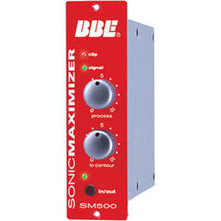 BBE Sound SM500 Sonic Maximizer 500 Series Module