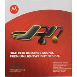 Motorola S11-HD Wireless Stereo Headphones (Lime)