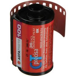AgfaPhoto CTprecisa 100 Color Transparency Film (35mm Roll Film, 36 Exposures)