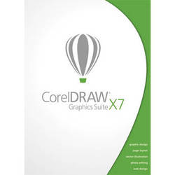 Corel CorelDraw Graphics Suite X7 for Windows (Education Edition, Boxed Version)