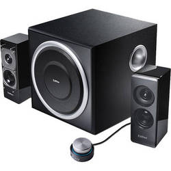 Edifier S330D 2.1-Channel Multimedia Speaker System with Headphone Output