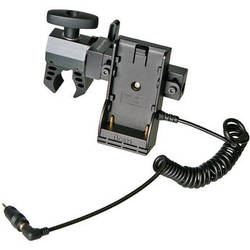 ikan Power Kit with Pinch Clamp for Blackmagic Pocket Cinema Camera (Sony L Type Battery Plate)