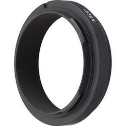 Novoflex Adapter for Castbal T/S Bellows Attachment to Leica S-Mount Camera