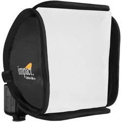 "Impact Quikbox Micro On-Camera Softbox (9 x 9"")"