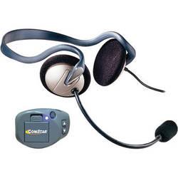 Eartec Compak Beltpack Transmitter and Monarch Headset Kit