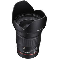 Samyang 35mm f/1.4 AS UMC Lens for Canon EF (AE Chip)