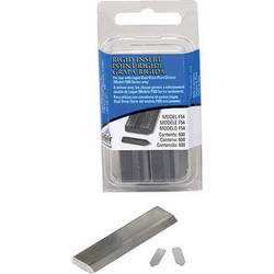 Logan Graphics Rigid Point Strips (Small Pack, 600 Inserts)