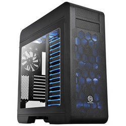Thermaltake Core V71 Full-Tower Chassis (Black)