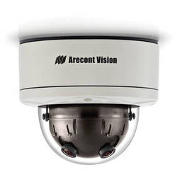Arecont Vision AV12366DN SurroundVideo D/N 12MP 360° Panoramic IP Camera with WDR