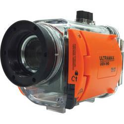 ULTRAMAX UXDV-3-DIVE HD 1080p Digital Video Camera and Underwater Housing Package