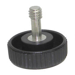 """Desmond Long Shaft 1/4""""-20 Male and Female Screws with Plastic Base (10-Pack)"""