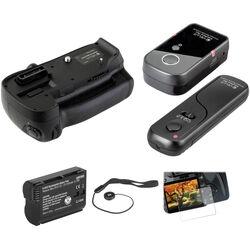 Vello D7100 & D7200 DSLR Accessory Kit