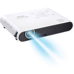 Aiptek PocketCinema V150W DLP Pico Projector with Wi-Fi (White)