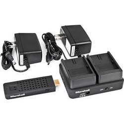 Marshall Electronics WP-2N Wireless HDMI Transmitter Receiver System (Dual EN-EL3)