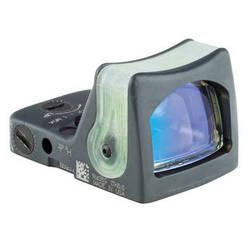 Trijicon RM04 RMR Dual-Illuminated Reflex Sight (7 MOA Amber Dot, Serakote Sniper Gray)