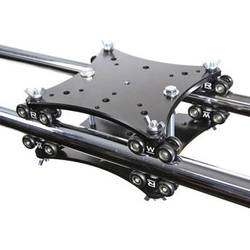 RigWheels MWS3 MicroWheel Stage-3 Camera Slider Carriage