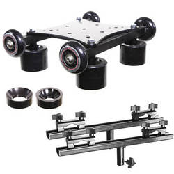 RigWheels RDB1 RailDolly Camera Dolly Kit
