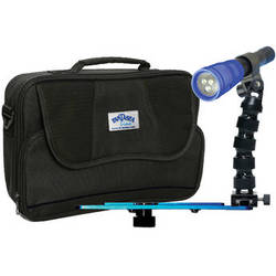 Fantasea Line BlueRay Radiant 1600 Mini Lighting Set for GoPro and Most Action Cameras