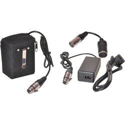 Bescor 12V Li-Ion Battery Kit for ENG Cameras and LED Lights