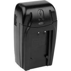 Watson Compact AC/DC Charger for EN-EL11, LI-60B, D-Li78, DB-80 or DB-L70 Battery