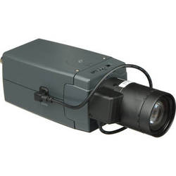 Pelco C20-DW-6 High Resolution Day/Night WDR Box Camera with 13VD5-40 Varifocal Lens (NTSC)