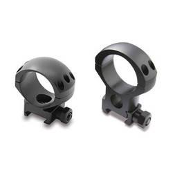 Burris Optics XTR Scope Ring Set with 6 and 4 Cap Screws (34mm, Steel, Medium)
