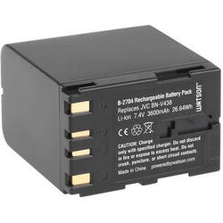 Watson BN-V438 Lithium-Ion Battery Pack (7.4V, 3600mAh)