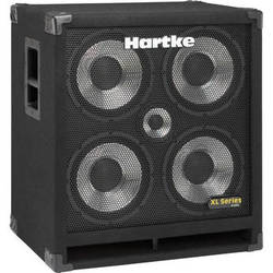 "Hartke 4.5XL 4x10"" Bass Cabinet with 5"" High-Frequency Speaker"