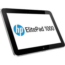 "HP 64GB ElitePad 1000 G2 10.1"" Tablet with Dock, Expansion Jacket, & Battery (Wi-Fi)"