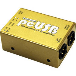 Whirlwind pcUSB - Computer Audio USB Interface