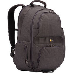 "Case Logic Berkeley Deluxe 15.6"" Laptop & Tablet Backpack (Anthracite)"
