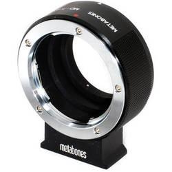 Metabones Minolta MD Mount Lens to Fujifilm X-Mount Camera Lens Mount Adapter (Black Matte)