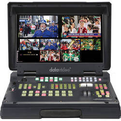 Datavideo HS-2200 Hand Carried Mobile Studio with HD-SDI & HDMI Inputs