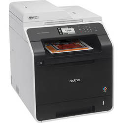Brother MFC-L8600CDW Wireless Color All-in-One Laser Printer