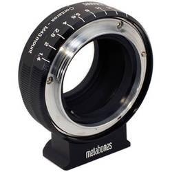Metabones Contarex Mount Lens to Micro Four Thirds Lens Mount Adapter (Black)