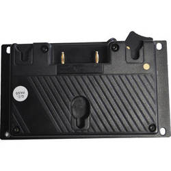 Dracast Battery Plate for LED500 and LED1000 - Gold Mount