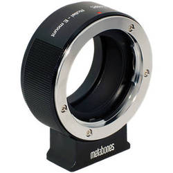 Metabones Rollei QBM Mount Lens to Sony NEX Camera Lens Mount Adapter (Black)